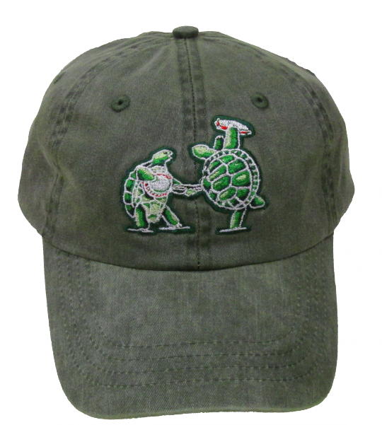 b0475f71975 Terrapins Embroidered Baseball Cap  dyethesky.com